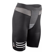 Shorts Compressport  Triatlon Tr3 Brutal Short Mujer