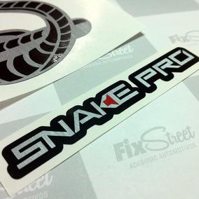 Adesivos Para Calota/protetor/reparo Snake Pro 18.7k