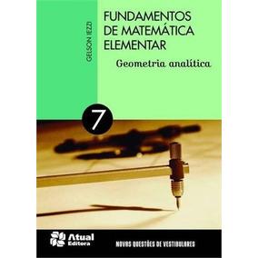 Fundamentos De Matematica Elementar, V.7 - Ensino Médio - In