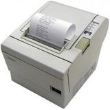 Impresora Térmica Epson Tm T88 Tickeadora Usb Paralelo Gtia