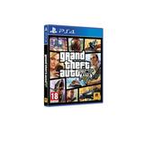 Cd Grand Theft Auto V Ps4