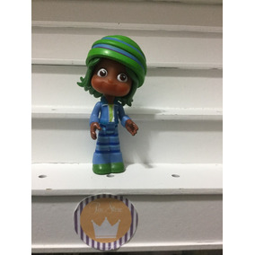 Miniatura Menino Doce Swizzle Detona Ralph Disney 8cm Import