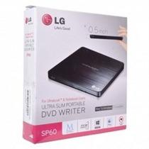 Quemador Y Lector De Dvd Y Cd Marca Lg Ultra Slim