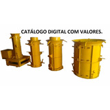 Formas Para Manilha De Concreto / Tubos De Concreto