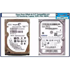 Discos Duros 320gb Para Laptops Y Mini Laptops