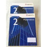 Libros Bicentenario 2do Medio Santillana