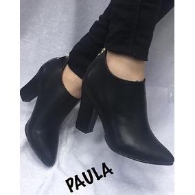 Zapato Para Mujer Botin Tobillero Sandra Cano Shoes