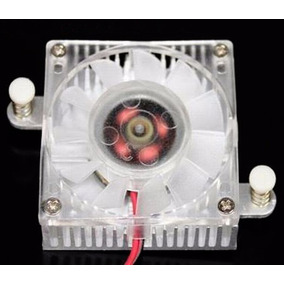 Disipador De Calor Con Ventilador Para Tarjeta De Video 4 Cm
