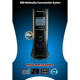 Xtratech 500gb Pm368 Multimedia Concetration System