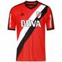 Camiseta River Plate Suplente 14/15 Original Adizero + Numer