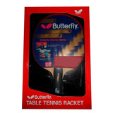 Paleta Profesional D Ping Pong Tenis D Mesa Butterfly Champ