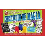 Espectáculo De Magia En Caja Con Accesorios - Parragón
