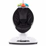 Cadeira De Descanso Mamaroo 3.0 Classic Black - 4moms
