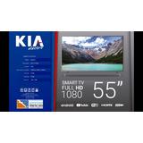 Smart Tv Led Kia 55 Pulgadas Full Hd Android Oferta Rosario