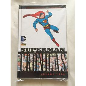 Superman Crônicas - Vol. 3 -lacrado/novo