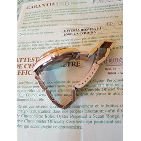 Rolex 15223 Combinado Oro Mazizo Para Hombre Año 2004
