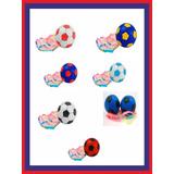 Colgante Pelota Futbol - Souvenir Regalo Disfraz -hoy Oferta