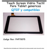 Tactil Tablet Qt07