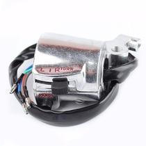 Punho Luz Chave Interrutor Esquerdo Cg 125 76 A 82 Bolinha