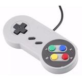 Controle Usb - Super Nintendo / Snes Joystick