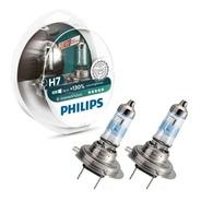 Lampara Philips H7 Xtreme Vision 130% Mas Luz Kit X 2 Lamp