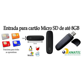 Modem Usb Zte Mf190 - Desbloq - 3g - C/nf - P/pc,note,tablet