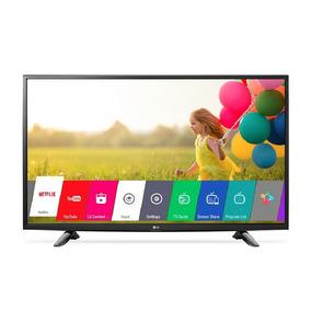 Televisor Tv Lg Led Smart 43 Hasta 12 Pagos Gtia 1 Año