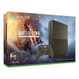 Xbox One S 1tb Battlefield 1, Garantía, Macrotec