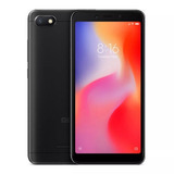 Xiaomi Redmi 6a 16gb 2gb Ram Lacrado Original-cor Preto 663