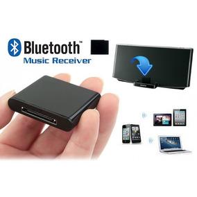 Adaptador Bluetooth Stereo A2dp Para Bose Sounddock 30 Pinos