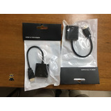 Convertidor / Cable Adaptador Hdmi A Vga - Pc Ps3 Xbox 360