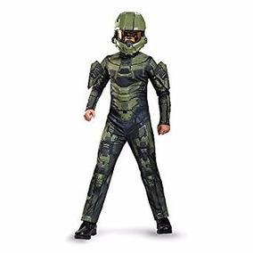Halo 5 Xbox One Disfraz S Casco Master Chief Original