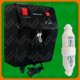 Planta Ozono Ambient Dual - Fija Ng+ Filtro Agua +1 Reuesto