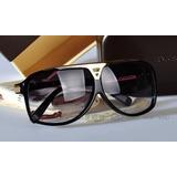 Oculos Louis Viton Vuitton Luis Evidence Original Attirance