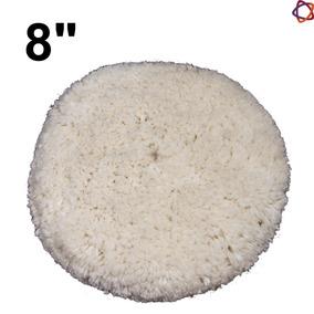 Boina Dupla Face Branca Para Polimento Drywash - Limpeza Automotiva ... 415a05f095d