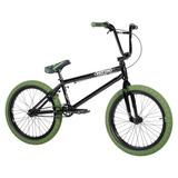 Bicicleta Bmx Subrosa Tiro Aro 20 2017 Negro Verde