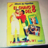 Album Figuritas Chavo Del 8 Aventuras Tv Casi Completo Rfan