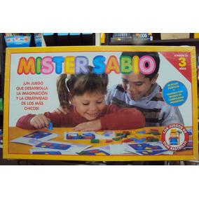 Mister Sabio - A Partir De Los 3 Años - Ruibal