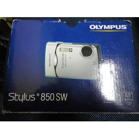 Maquina Fotografar Olympus Digital 7.1 Mp Bateria