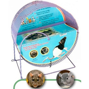 Roda De Exercício Para Hamster Gira Gira 20 Cm Lançamento