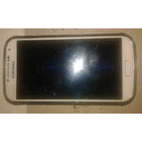 Samsung S4 Pantalla Mala Y Mica Partida Placa Funcional 100%