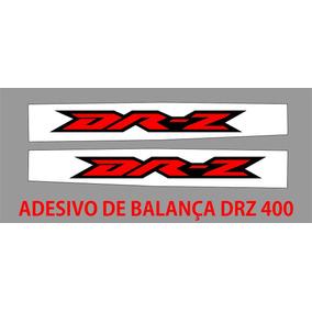 Adesivo De Balança Drz 400