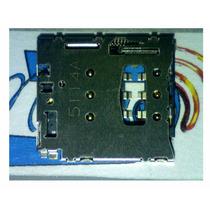 Porta Sim Bandeja Modulo Xperia T3 D5102 D5103 D5106 Lector