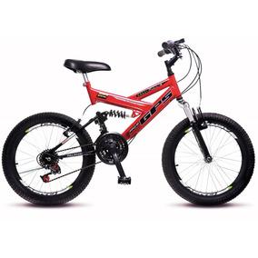Bicicleta Colli Fulls Gps Aro 20 Dupla Suspensão 21m 310.16