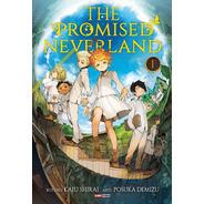The Promised Neverland 1! Mangá Panini! Novo E Lacrado!