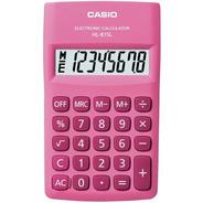 Calculadora Casio Hl-815l Rosa