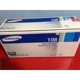 Cartucho De Tonner Samsung Ml-d108