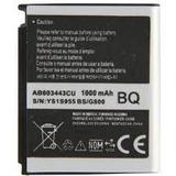 Bateria Pila Samsung Ab603443cu S5230 S5233 F480 Bq 1000mah