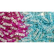 Pez Jesus Llavero Sin Cadenita Pack X 50 Unid.