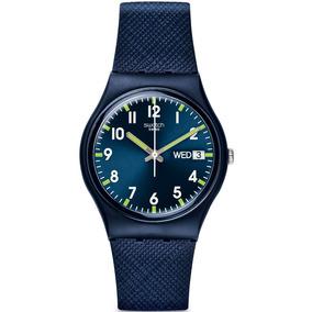 Reloj Blue - 100% Original - Swatch - Nuevo. -envío Gratis-